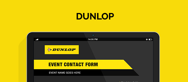 Dunlop Event Project